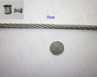 stainless steel wire - AISI stainless steel wire rope X19 Structure MM diameter