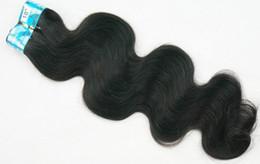 10% скидка человеческих волос Weave Малайзии Девы волос объемной волны Наращивание волос 4A Оценка 3 пачек / серия Толстые сочетание длины DHL быстрая доставка