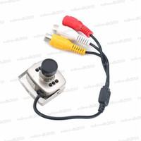 Wholesale Mini Digital Wired Video Color Infrared CCTV Security Camera mm Lens