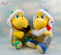 Wholesale Super Mario Brothers Plush Toy X Koopa Troopa Hammer amp Boomerang plush toy in set