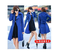 Women's spring coats - New Spring Dress Female Women s trench coat of cultivate one s morality