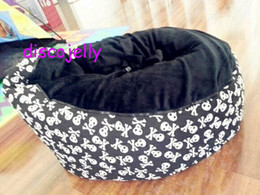Wholesale PROMOTION Origiinal doomoo bean bag chair Baby Toddler Kids Portable Bean Bag Seat Snuggle Bed Infant beanbags Skull black