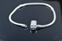 Wholesale Jewelry Findings Silver Color Clasps for Pandora Chains Bracelets pc per