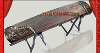 Wholesale New Phoebe deep carving Kowloon guzheng Chinese String Musical Instruments