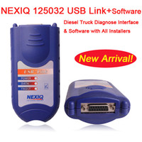 Code Reader truck and engine - 2013 Newest nexiq USB Link Software Diesel Truck Diagnose Interface and Software with All Installer