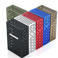 aluminium travel cases - 30 hot selling travel aluminium alloy cigarette case hold cigarettes cigaret box