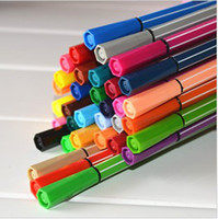 Wholesale set Water Color Pen Washable marker Water Color Art Pen holder