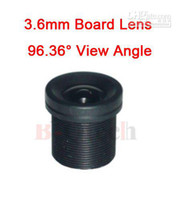 Wholesale New Board mm degree Angle CCTV Security Camera LENS