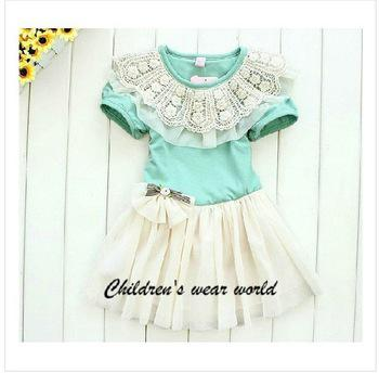 Design Girls Clothing Collar Girls Clothing Baby