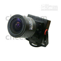 Yes Sony Guangdong China (Mainland) $15 off per $150 order New 600TVL High Resolution Mini 2.8-12mm Manual IRIS MTV Lens CMOS CCTV Secur
