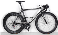 Wholesale STRADALLI SRAM RED BLACK CARBON ROAD BIKE BICYCLE cm