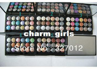 7 Colors palette 18 color - 5PCS COLOR BEST Professional POWDER EYE SHADOW palette OMBRE PAUPIERES EYESHADOW COLORS