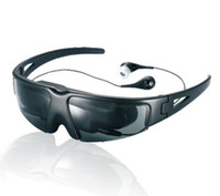 Wholesale 52 inch Screen Virtual Cinema Digital Video Eyewear Glasses Detachable Support AV IN Function