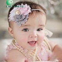 Wholesale baby headbands girls hair tie head bands hairband