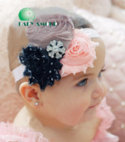 Blending head head tie - baby headbands girls hair tie head bands hairband