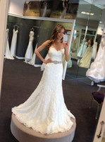 Reference Images arriva trains - 2013 New Arriva Strapless Strapless A line Crystal Sexy Lace Wedding Dress Bridal Gown