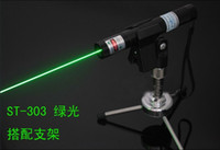 Green adjustable head pointer - Powerful force Super nm focusable green red purple laser pointer Burning cigarettes Adjustable Focal Length Lazers Star Pattern Head