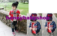 Boy 0-3 Months Winter kids boys jackets and coats winter jackes warm coats cool boy clothing thicken 4pcs lot good--baby