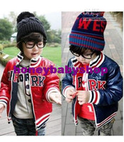 Boy 0-3 Months Winter Children jackets and coats boys winter jackes warm coats cool cotton clothes 8pcs lot good--baby