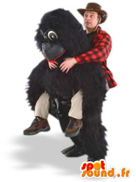 Wholesale customized Gorilla mascot costume