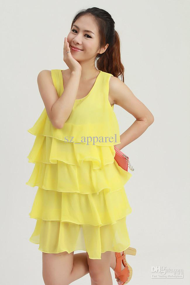 Wholesale - 2013 Youth fashion dress beautiful casual dress Doll dress    Fashion Casual Dress 2013