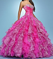 Holiday Hot sale 2013 Sexy Ball Gown Strapless Floor length ...