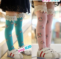 Wholesale girls stockings sock toddler socks children s sock babywear leggings ankle socks hose baby sock stocking leg warmers Z249
