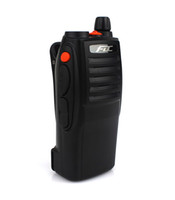 Wholesale Hotsale CB Radio Walkie Talkie UHF W mAh Rain Proof Portable Two Way Radio FD PLUS with Two Antennas New A1025A