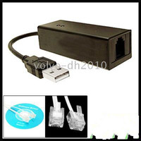Wholesale 15pcs K USB External Fax Modem Dial Up PC Voice V V