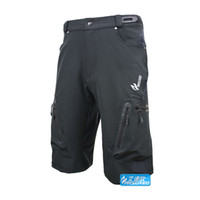 Wholesale 2013 arsuxeo cycling bike bicycle ridding shorts wear Black