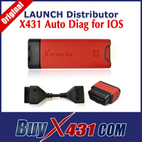 Wholesale LAUNCH Distributor Launch X431 IDIAG Auto Diag Scanner Diagnostic Scan Tool X IDIAG for IPhone IPad Free Online Update