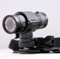Less than 2'' action camera helmet mounted - 2013 New Mini F9 Ambarella Full HD p Sport Action Camera with Bike Mount Helmet Bracket m Car Holder degree H640