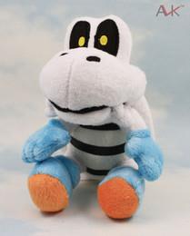 "Stuffed Plush Toy Cartoon Animal Stuffed Super Mario Brothers Plush Figures 6"" int Dry Bones"