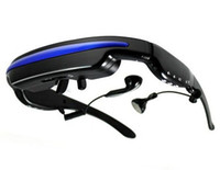 Wholesale 2G Mobile Virtual Video Glasses Movie Music Eyewear Private Theater Anytime