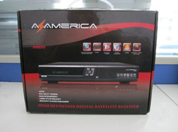 Wholesale Hot selling AZ America S900HD digital satelite receptor PVR Nagra brand new L4