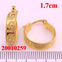 Wholesale 2013 K Fashion Earrings muslim islamic jewelry for women and girl