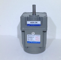 ac motor gearbox - New Gear Motor gearbox motor IK25GN C in VAC out Power W reduction ratio have18 kind can choose Vertical AC motor