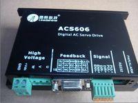 ac servo system - Whole a set new Leadshine servo system DC servo driver ACS606 and W AC Servo motor ACM602V36 encoder line cables