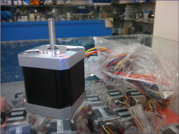 Easy Thai CNC stepper motor 42HS03 NEMA 17   2-phase hybrid step motor 0.3NM out  Terminated with 8 motor leads.