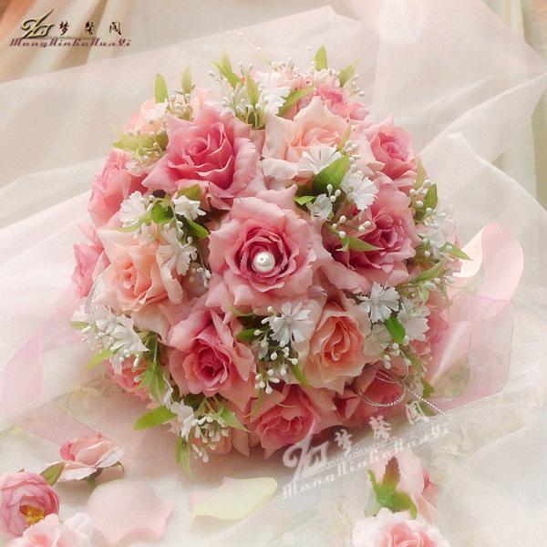 Vente en gros 2013 31 rose de mari e roses bouquet de mari e sweetheart mari - Vente a terme avec bouquet ...