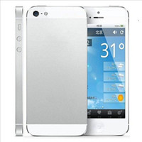 Wholesale Zophone I5 Android MTK6577 Inch Retina Screen G RAM GB ROM GPS NANO Sim Slot Smart Phone