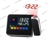 Wholesale LLFA866 Weather Multi function Station Projection Alarm Clock LED Display