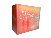 Wholesale Music of your Life Discs Music CD Box Set