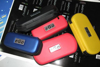 Wholesale Good quality hotsale ego bag colorful ego carrying case ecig case with ego logo different size for options shipping free