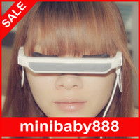 Wholesale Iwear II Inch Virtual Screen x240 Vedio Glasses for iPhone iPod iPad