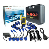 Wholesale CARECAR Auto Diagnostic Tool C68 Premium fullset hand held auto scanner