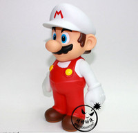 Wholesale Supply of Super Mario Super Mario inch plastic doll doll sohana state Whitecaps red pants Mario