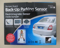 Wholesale Car Electromagnetic parking sensor easy install and do not drill on bumper