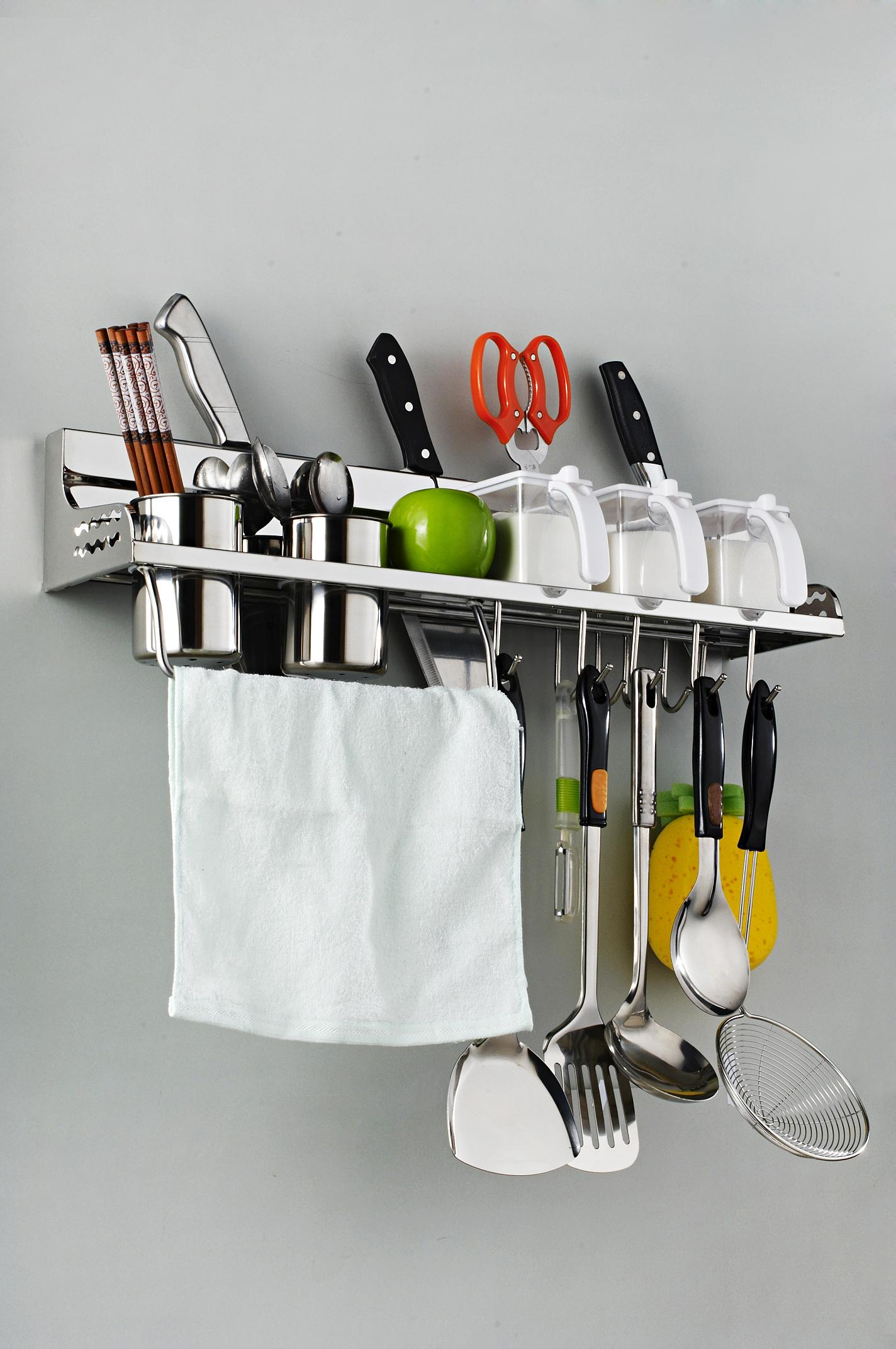 Kitchen Rack Online Cheap 304 Stainless Steel Kitchen Rack Kitchen Shelf