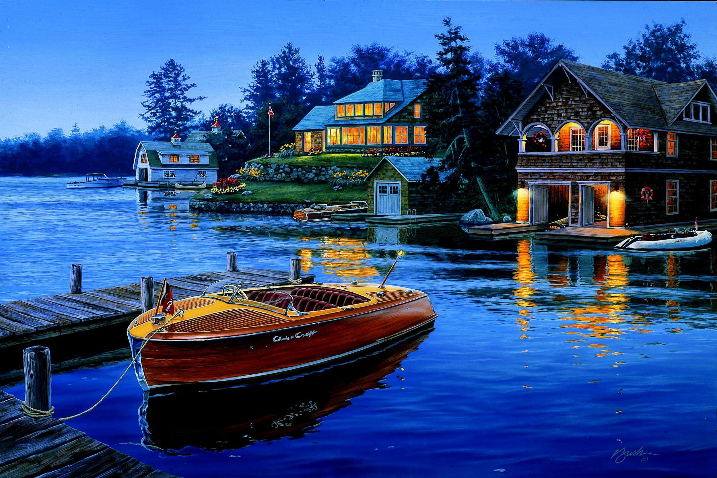 судьба словно лодка